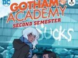 Gotham Academy: Second Semester Vol 1 1