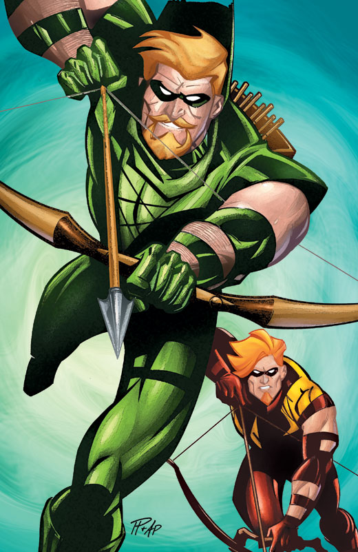 Green Arrow 0020 & Green Arrow Recommended Reading | DC Database | FANDOM powered by Wikia