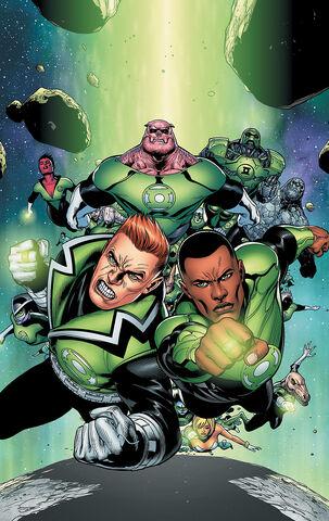File:Green Lantern Corps Vol 3 1 Textless.jpg
