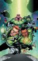 Green Lantern Corps Vol 3 1 Textless