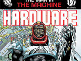 Hardware: The Man in the Machine (Collected)