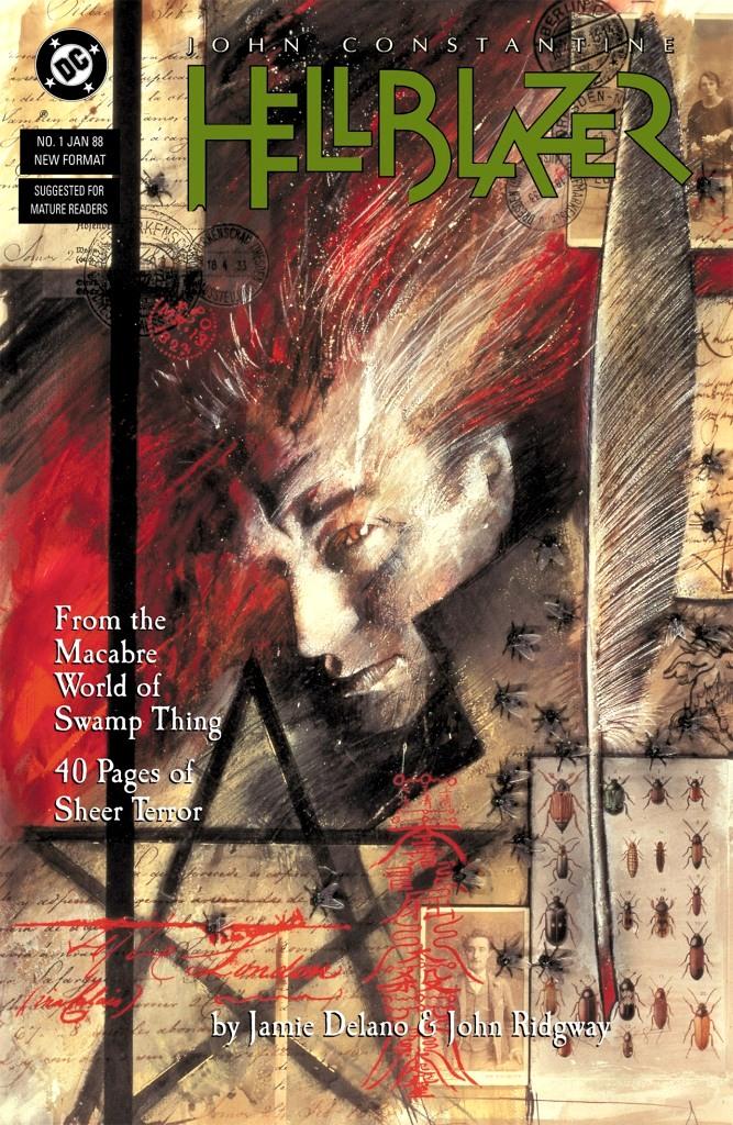 1988-2013 #89 Hellblazer