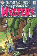 House of Mystery v.1 180