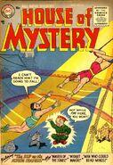 House of Mystery v.1 43