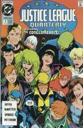 Justice League Quarterly 1