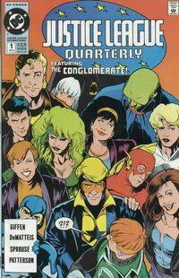 Justice League Quarterly 1