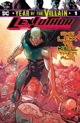 Lex Luthor: Year of the Villain Vol 1 1