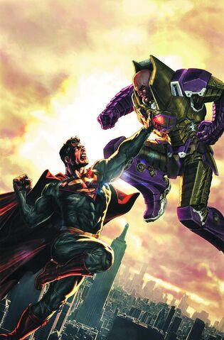 File:Superman Unchained Vol 1 1 Textless Bermejo Variant.jpg