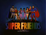 Super Friends (TV Series) Episode: The Secret Four/Tiger on the Loose/Voyage of the Mysterious Time Creatures/The Antidote