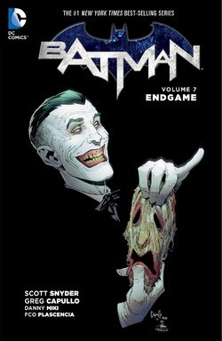 Cover for the Batman: Endgame Trade Paperback