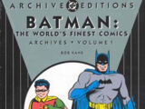Batman: The World's Finest Comics Archives Vol. 1 (Collected)