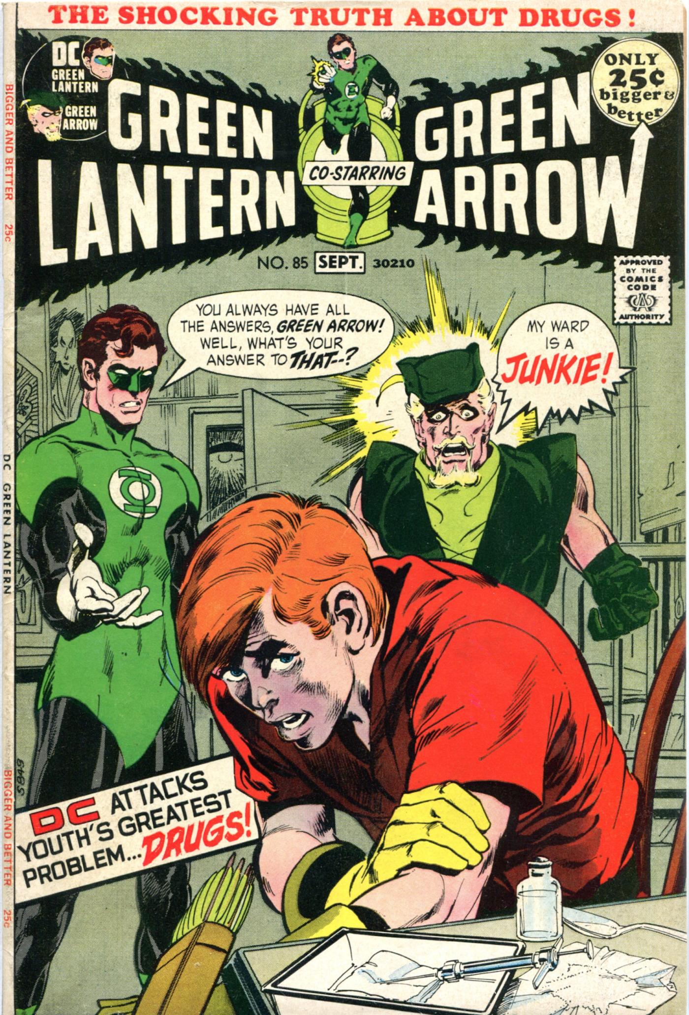 Image result for green lantern green arrow