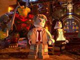 Justice League Dark (Lego Batman)