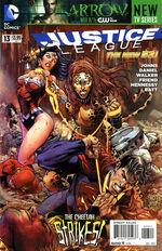 Justice League Vol 2 13