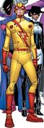 Mercury-Man (Earth 35)