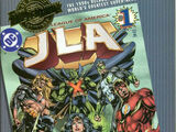 Millennium Edition: JLA Vol 1 1