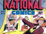 National Comics Vol 1 42