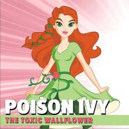 Poison Ivy DC Super Hero Girls 0001