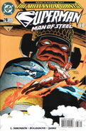 Superman Man of Steel Vol 1 78