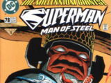 Superman: The Man of Steel Vol 1 78