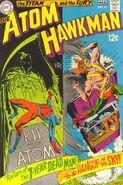Atom and Hawkman 41