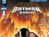Batman and Robin Annual Vol 2 1