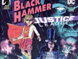 Black Hammer/Justice League: Hammer of Justice! Vol 1 4