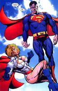 Earth-twosupermanpowergirl