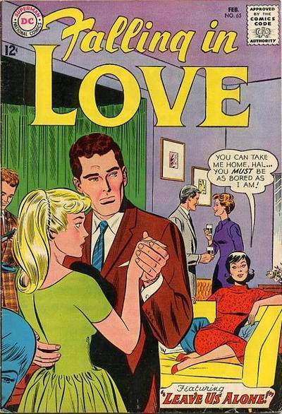 Falling in love at 65