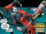 Harriet Shankar (Justice League 3000)
