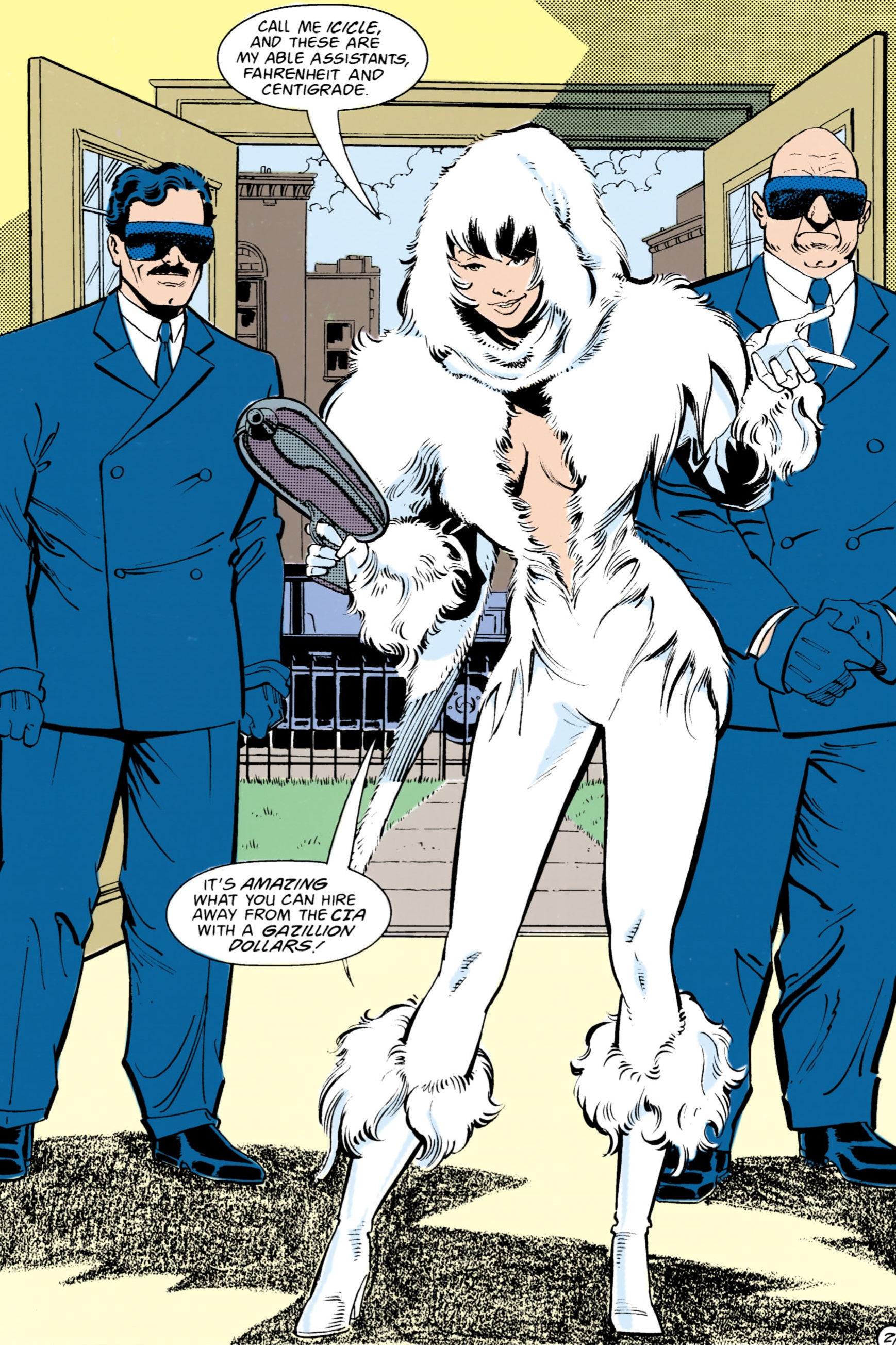 young justice captain cold