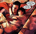 Kal-El (Justice) and Lois Lane (Justice) 001