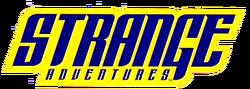 Strange Adventures (2009) logo