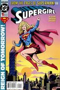 Supergirl Vol 3 1