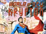 Superman: World of New Krypton Vol 1 1
