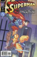 Superman Thundercats Vol 1 1