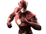 Barry Allen (Injustice: Earth One)