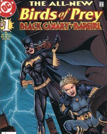 Birds Of Prey Batgirl Vol 1 1 Dc Database Fandom