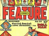 Feature Comics Vol 1 50
