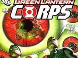 Green Lantern Corps Vol 2 27