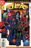 Justice League of Aliens Vol 1 1