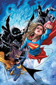 Supergirl Vol 7 10 Textless