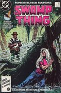 Swamp Thing Vol 2 54