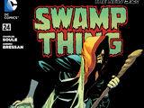 Swamp Thing Vol 5 24