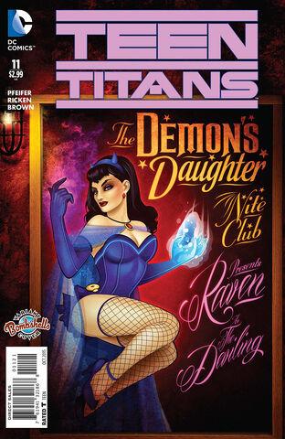 File:Teen Titans Vol 5 11 Bombshell Variant.jpg