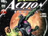 Action Comics Vol 1 899