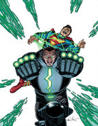 Action Comics Vol 2 23.4 Metallo Textless