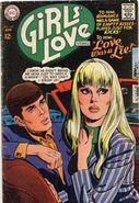 Girls' Love Stories Vol 1 129