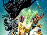 Justice League International: The Signal Masters/Gallery