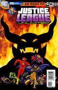 Justice League Unlimited Vol 1 25